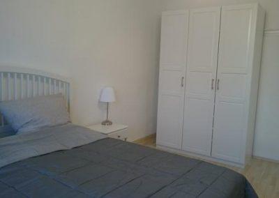 P116 EG Schlafzimmer Schrank geschlossen