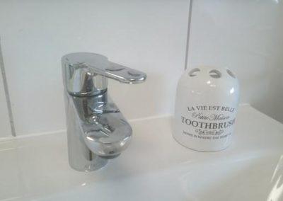 Waschbeckenarmatur Toothbrush